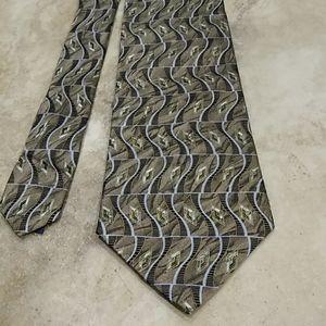Villa Bugatti Tie, Excellent Condition A+
